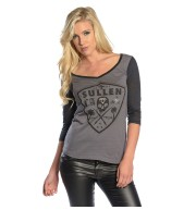 BLUSA MANGA 3/4  SHIELD-V