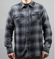 CAMISA GRITTY FLANNEL