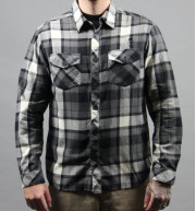CAMISA BURNT  FLANNEL