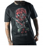 CAMISETA ROSE BADGE
