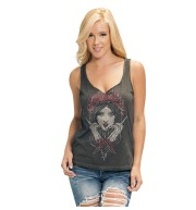 CAMISETA TIRANTE HOMEGIRL DIRTY WASH TANK